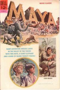 MAYA MOVIE CLASSICS F-VF   1966 COMICS BOOK