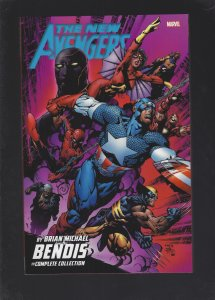New Avengers by Brian Michael Bendis: The Complete Collection Vol.1 SRP 39.99