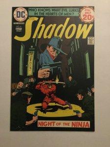 The Shadow 6 Nm Near Mint Dc