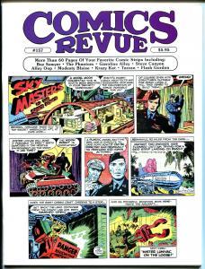 Comics Revue #157 1999-Kirby & Wood-Sky Masters-Phantom-Modesty Blaise-Tarzan-VF