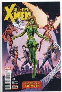 All-New X-Men #19 (2017) JW321