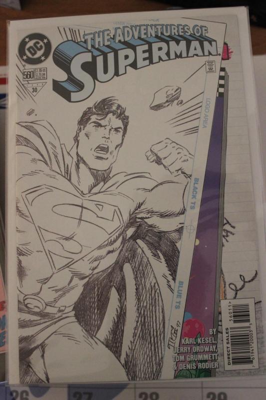 Adventures of Superman 560 9-4-nm