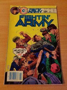 Fightin' Army #148 ~ FINE FN ~ (1980, Charlton)