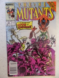 NEW MUTANTS # 84 HOT MOVIE