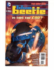Blue Beetle #15 (VF+) ID#MBX3