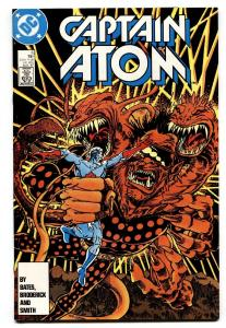Captain Atom #6-1987-Comic Book-DC 1st appearance of DR. SPECTRO