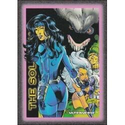 1993 Skybox Ultraverse: Series 1 THE SOL #89