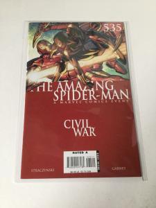 The Amazing Spider-Man 535 Nm Near Mint Marvel