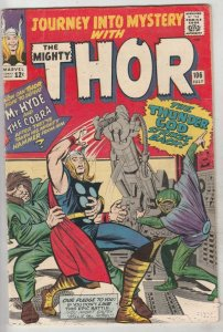 Journey into Mystery #106 (Jul-64) VG+ Affordable-Grade Thor