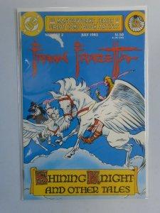 Masterworks Series of Great Comic Book Artists #2 Frank Frazetta 6.0 FN (1983)