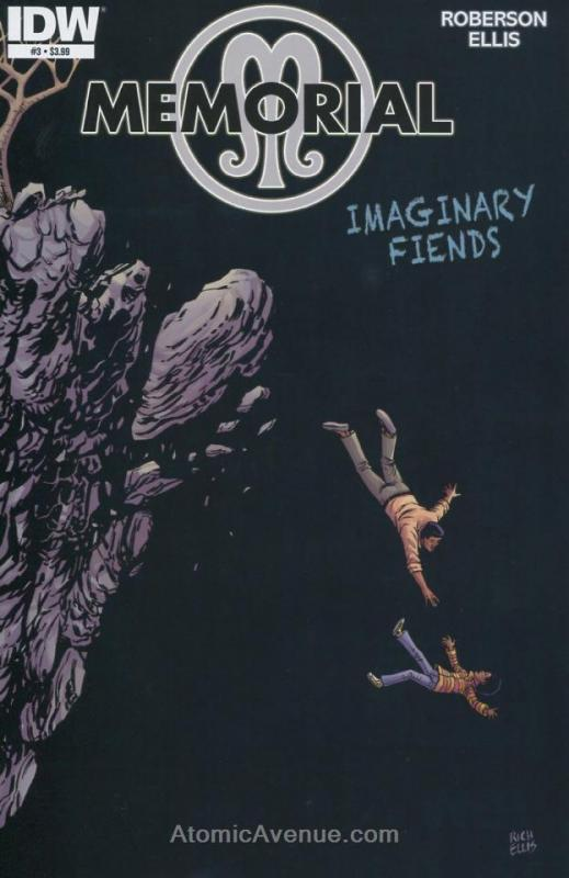 Memorial: Imaginary Fiends #3 VF/NM; IDW | save on shipping - details inside