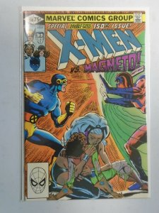 Uncanny X-Men #150 Direct edition 8.5 VF+ (1981)