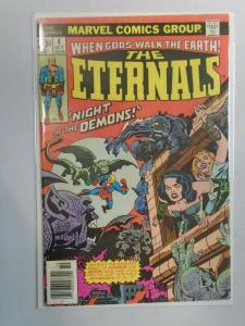 Eternals #4 (1976 1st Series) 5.5 FN-
