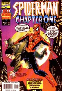 Spider-Man: Chapter One #1 (ungraded) stock photo