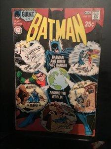 Batman #223 (1970) Mid high-grade Giant-Size key! FN/VF Wow!