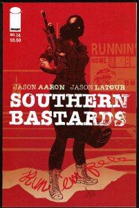 Southern Bastards #14 (May 2016, Image) 9.4 NM