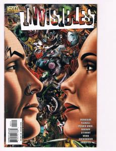 The Invisibles # 2 Vertigo/DC Comic Books Grant Morrison Frank Quitely!!!!!! S46