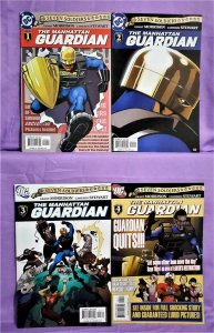 Grant Morrison Seven Soldiers THE MANHATTAN GUARDIAN #1 - 4 (DC, 2005)!