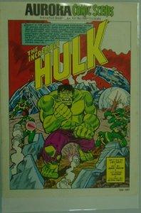 Aurora Hulk #184 - 5.0 VG/FN - 1974