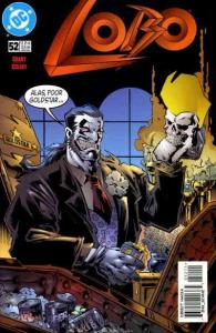 Lobo #52 VF; DC | save on shipping - details inside