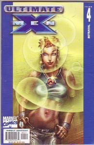 X-Men, Ultimate #4 (May-06) VF/NM High-Grade X-Men