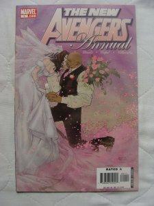 New Avengers Annual #1 (Jun 2006) Wedding of Luke Cage & Jessica Jones Netflix