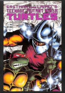 Teenage Mutant Ninja Turtles #10 NM- 9.2