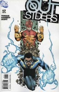 Outsiders, The (4th Series) #17 FN; DC | save on shipping - details inside