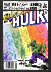 The Incredible Hulk #267 (1982)