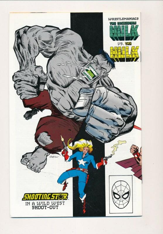 WOLVERINE #45 Marvel Comics Presents 1990 ~ NM (PJ12)