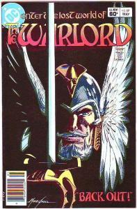 Warlord, The #69 (May-82) NM Super-High-Grade Warlord