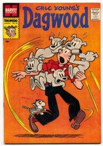 Dagwood #92 1958- Harvey comics- high grade VF+