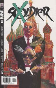 Soldier X #2 VF/NM; Marvel   save on shipping - details inside
