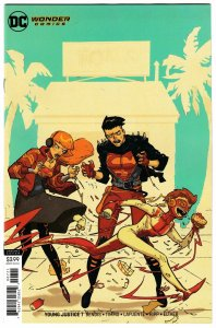 Young Justice #7 Rossmo Variant Cvr (DC, 2019) NM
