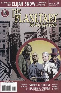 Planetary #13 VF/NM; WildStorm | save on shipping - details inside