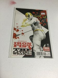 Iron Fist The Living Weapon 2 Variant Nm Near Mint Marvel Comics