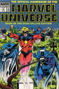 Official Handbook of the Marvel Universe (Vol. 2) #16 FN; Marvel | save on shipp