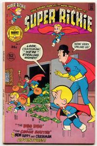 Super Richie #2 1975- Harvey Comics Richie Rich F/VF