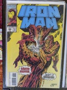 Iron Man #298 (1993)