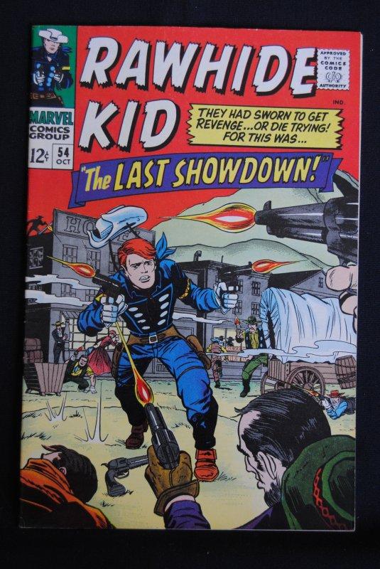 Rawhide Kid #54, 8.0
