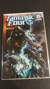Fantastic Four #1 Clayton Crain Trade VARIANT VF