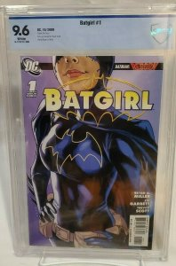 Batgirl #1 - CBCS 9.6 - Phil Noto Cover - Stephanie Brown Becomes Batgirl