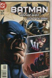 Batman 80-Page Giant numero 2