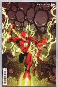 Flash #774 Cvr B Jorge Corona Card Stock Variant (DC, 2021) NM