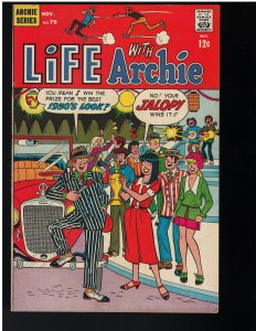 Life With Archie #79 (1968)