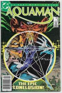 Aquaman   vol. 2   #4 of 4 (pv) GD/VG