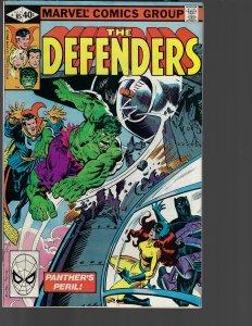 Defenders #85 (Marvel, 1980) 1st Wazira