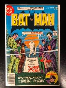 Batman #291 - Classic Cover