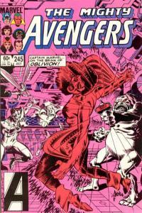 Avengers (1963 series) #245, VF (Stock photo)
