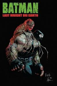 BATMAN LAST KNIGHT ON EARTH (2019 DC) #2 PRESALE-07/31